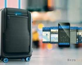 Розумний валізу bluesmart фото