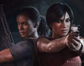 Uncharted 4 - додаток the lost legacy анонсовано на playstation experience 2016 фото