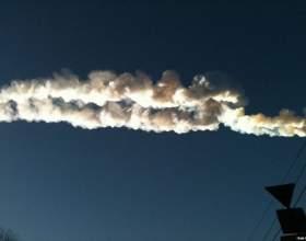 Унікальні фото падіння метеорита в челябінську 15.03.2013 фото