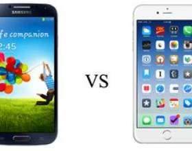 У чому різниця між смартфоном і айфоном фото
