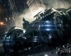 У новому трейлері batman: arkham knight все кому не лінь намагаються підірвати бетмобіль фото