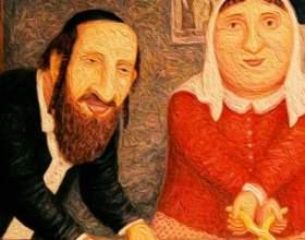 Ось чому потрібно обов`язково одружитися на єврейці! фото