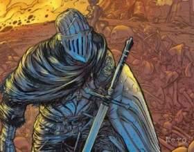 Всесвіт dark souls отримає власну серію коміксів фото