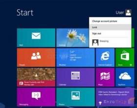 """Windows 8: ставимо ос «на замок» С""""РѕС'Рѕ"""