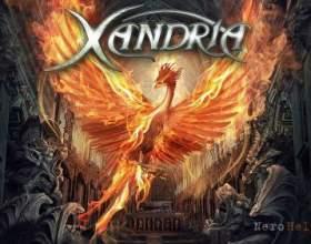 Xandria - sacrificium фото