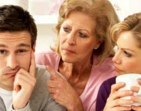 Життя з батьками або де жити молодій сім`ї? фото