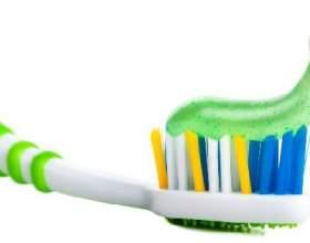 Зубна паста - 10 порад щодо застосування! фото